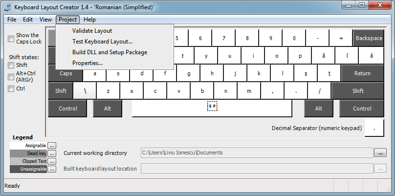 Editing Windows custom keyboard layouts   ilg The Geek's blog