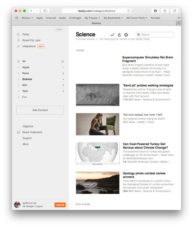 feedly-web
